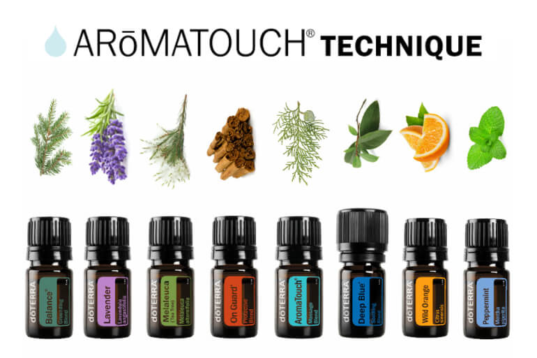 dõTERRA AromaTouch Technique