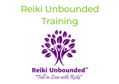 One-to-One Reiki Training at All Levels